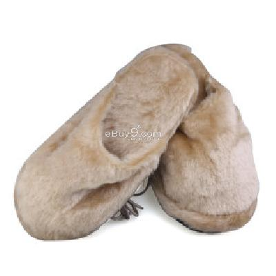 USB Heating Slippers UW164874-As picture